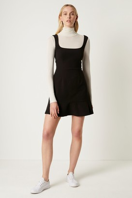 French Connenction Dorotea Flare Strappy Dress
