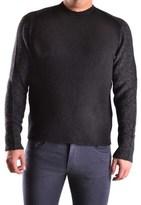 Meltin Pot Men's Black Acrylic Sweater.