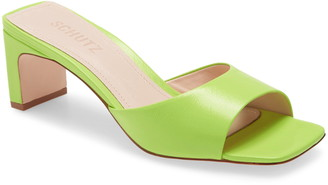 Schutz Queliana Slide Sandal