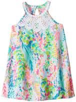 Lilly Pulitzer Mini Pearl Shift Girl's Dress