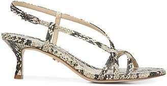Sam Edelman Judy Faux Leather Strappy Sandals