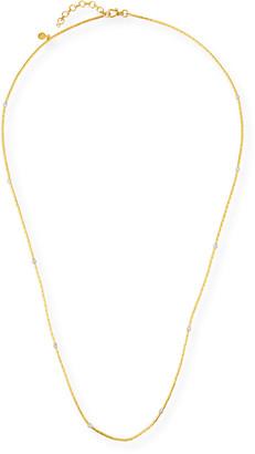 "Gurhan 24K Vertigo Long Diamond Necklace, 38""L"