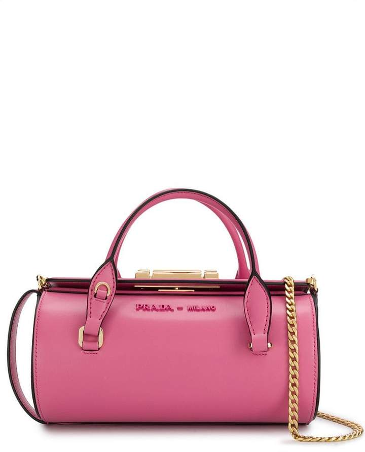 5b49939211ad29 Prada Saffiano Leather Handbags - ShopStyle