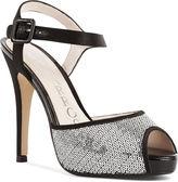 Caparros Shoes, Destiny Evening Platform Pumps