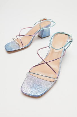 Urban Outfitters Cindy Mermaid Strappy Heel