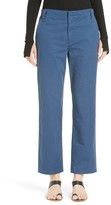 Tibi Women's Slouchy Enzyme Twill Pants