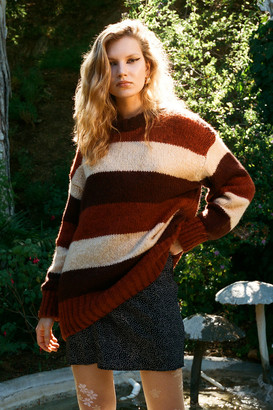 Urban Outfitters Emery Crew Neck Sweater Dress