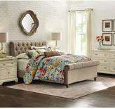 Home Decorators Collection Sadie Matte Pearl Nightstand
