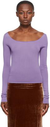 Georgia Alice Purple Pearl Long Sleeve T-Shirt