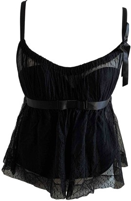 Chantal Thomass Black Top for Women