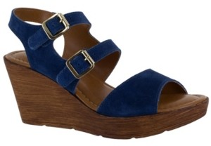 Bella Vita Ani-Italy Wedge Sandals Women's Shoes