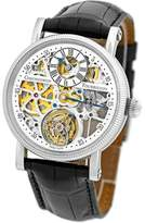 Chronoswiss Tourbillon CH 3121 W Skeleton 18K White Gold Mens Watch