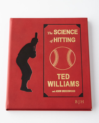 """Graphic Image The Science of Hitting"""" Book by Ted Williams and John Underwood"""