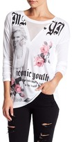 Freeze Marilyn Monroe Graphic Tee