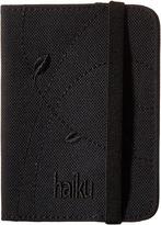 Haiku Track RFID Passport Case