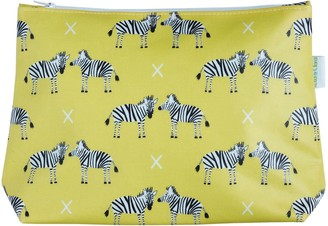 Rosa & Clara Designs Zebras Wash Bag