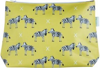 Zebras Wash Bag