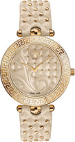 Versace VK702 0013 Vanitas stainless steel watch