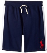 Polo Ralph Lauren Atlantic Terry Big Pony Polo Shorts Boy's Shorts