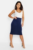 Jersey Midi Skirt - ShopStyle UK