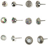 Arizona 12-pc. Earring Sets