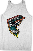 Famous Stars & Straps Men's Wave BOH Logo-Print Tank