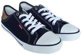 Levi's Women's Stan Buck Fashion Canvas Sneaker (8, )