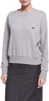 Calvin Klein Brooke Cotton Sweatshirt