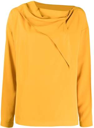 Cédric Charlier Blouse with knot