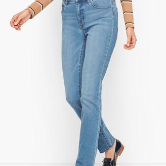 Talbots Straight Leg Jeans - Fillmore Wash
