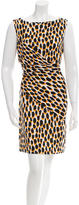 Diane von Furstenberg Silk Shina Dress