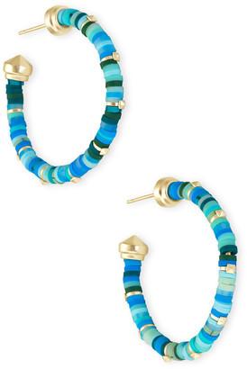 Kendra Scott Reece Small Hoop Earrings