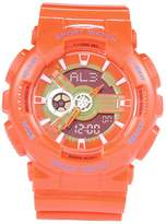 YLJHCYGG Boys Watch Multifunction Dual Dial Analog Digital Jelly Colorful Watches For Kids