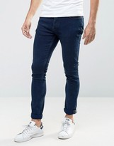 Bethnals Pete Skinny Jean In Rich Indigo