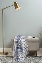 Deny Designs Holli Zollinger French Linen Ikat Woven Throw Blanket