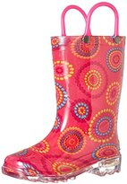 Western Chief Carnival Dots Light up Rain Boot