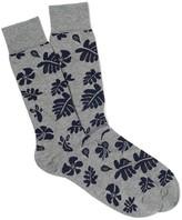 J.Mclaughlin Oversize Floral Socks