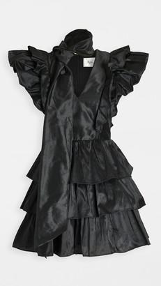 Aje Allegro Bon Bon Mini Dress