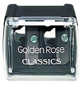 Golden Rose Dual Eye/ Lipliner/ Jumbo Pencil Sharpener, 1 Pack