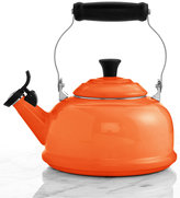 Le Creuset Classic Enamel on Steel 1.7 Qt. Whistling Tea Kettle