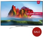 LG Electronics 60SJ850V 60 Inch, 4K Ultra HD Certified HDR, Smart TV