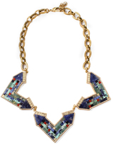 Lulu Frost Petra Statement Necklace