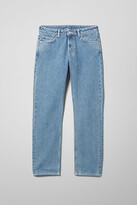 Thumbnail for your product : Weekday Dash Mid Straight Jeans - Blue