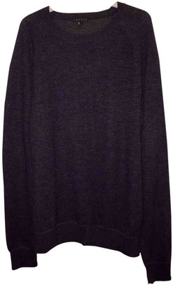 Theory Purple Wool Knitwear for Women