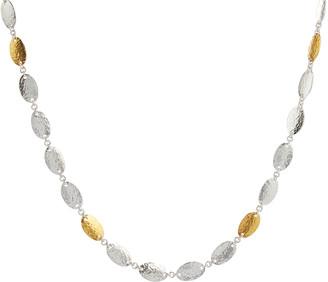 Gurhan Mango Silver Necklace