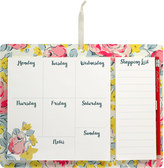 Cath Kidston Sketched Rose Magnetic Meal Planner
