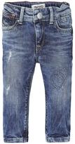 Tommy Hilfiger Th Kids Slim Mini Jean
