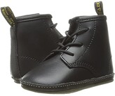 Dr. Martens Kid's Collection Auburn Lace Bootie (Infant/Toddler) (Black Kids Lamper) Kids Shoes