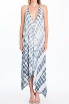 Olivaceous Tie Dye Maxi Dress
