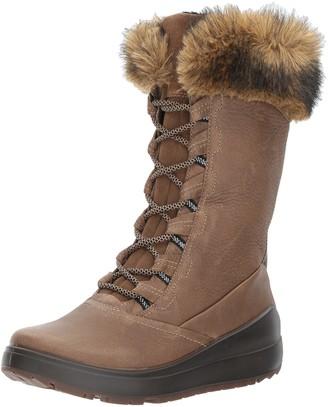 Ecco Women's Noyce Tall Snow Boot